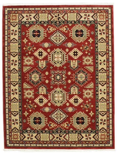 Şirvan Kazak Matto 200X250 Moderni Tummanpunainen/Ruoste ( Turkki)