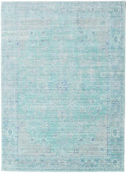 Maharani - Sininen Matto 140X200 Moderni Vaaleansininen ( Turkki)