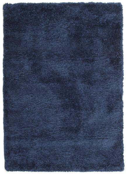 Shaggy Sadeh - Sininen Matto 120X170 Moderni Tummansininen ( Turkki)