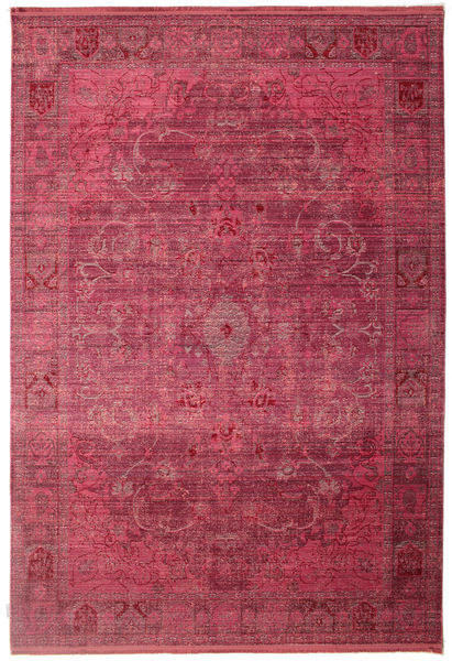 Maharani - Punainen Matto 200X300 Moderni Tummanpunainen/Ruoste ( Turkki)