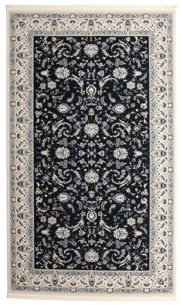 Nain Florentine - Tummansininen Matto 300X500 Itämainen Vaaleanharmaa/Musta/Beige Isot ( Turkki)