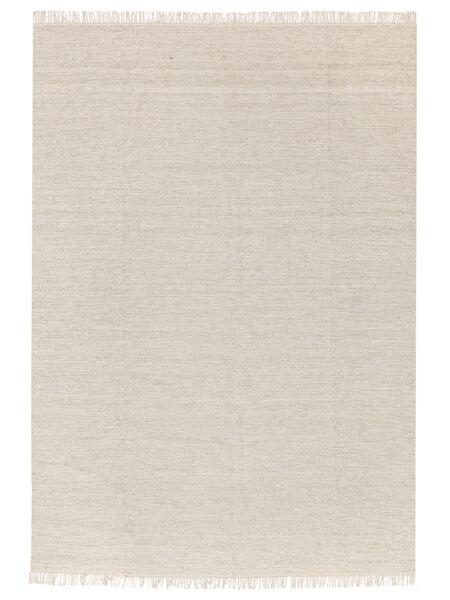 Melange - Sand Matto 0X0 Moderni Käsinkudottu Beige/Tummanbeige (Villa, Intia)