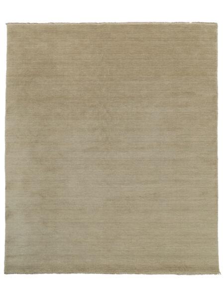 Handloom Fringes - Greige Matto 250X300 Moderni Vaaleanharmaa Isot (Villa, Intia)