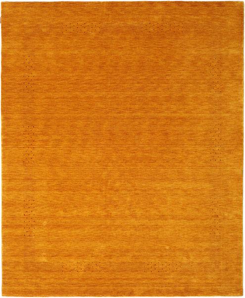 Loribaf Loom Beta - Kulta Matto 240X290 Moderni Oranssi/Keltainen (Villa, Intia)