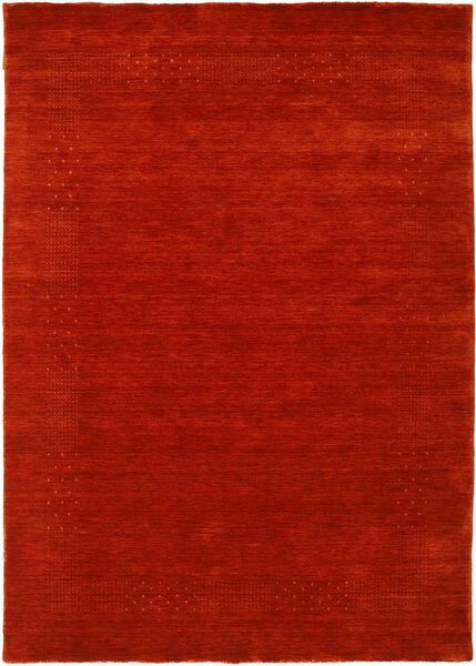 Loribaf Loom Beta - Punainen Matto 160X230 Moderni Ruoste (Villa, Intia)