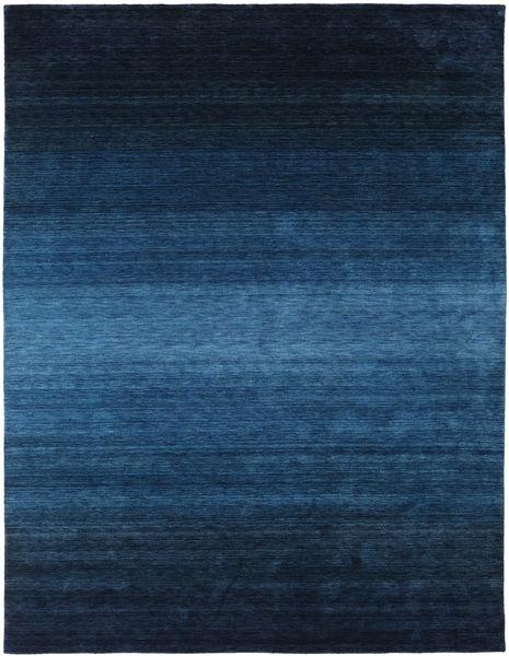 Gabbeh Rainbow - Sininen Matto 300X400 Moderni Tummansininen/Sininen Isot (Villa, Intia)
