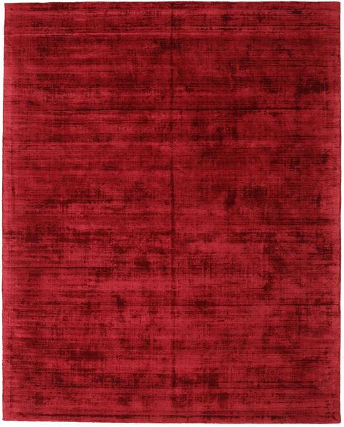 Tribeca - Tumma Punainen Matto 240X300 Moderni Tummanpunainen/Punainen ( Intia)