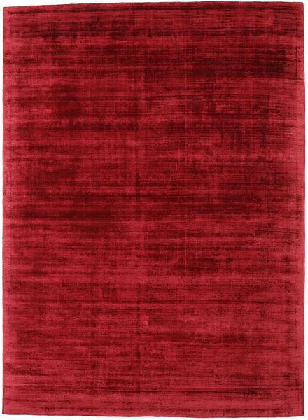 Tribeca - Tumma Punainen Matto 210X290 Moderni Punainen/Tummanpunainen ( Intia)