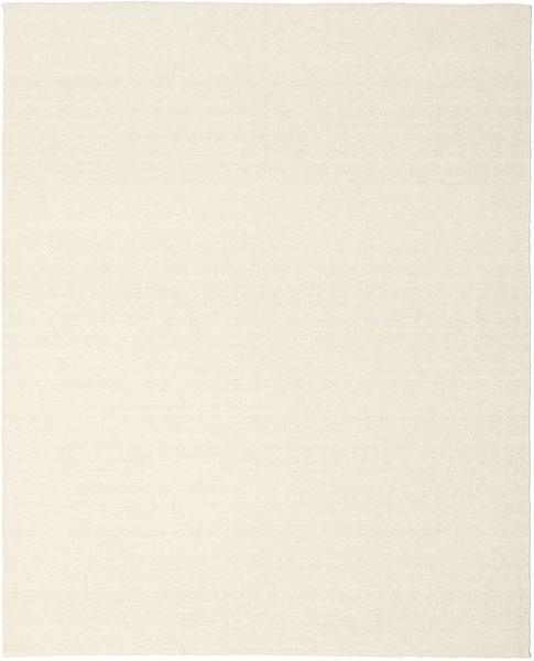 Kelim Loom - Valkea Matto 250X300 Moderni Käsinkudottu Beige Isot (Villa, Intia)