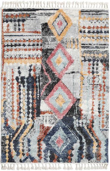 Stord Matto 160X230 Moderni Vaaleanharmaa/Tummanharmaa ( Turkki)