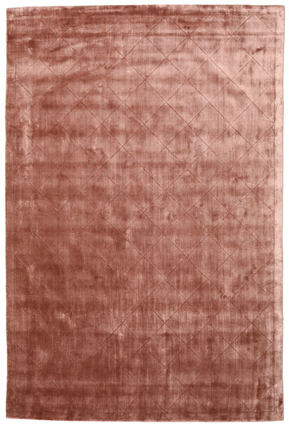 Brooklyn - Pale Copper Matto 300X400 Moderni Tummanpunainen/Vaaleanruskea Isot ( Intia)