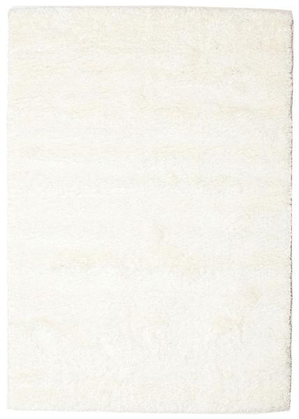 Shaggy Sadeh - Valkoinen Matto 240X300 Moderni Beige/Valkoinen/Creme ( Turkki)