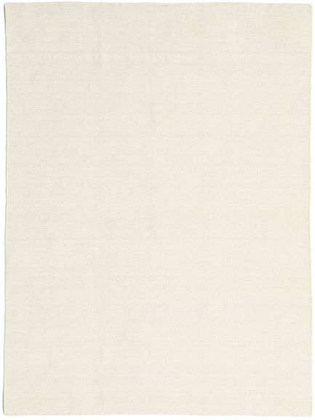 Kelim Loom - Valkea Matto 0X0 Moderni Käsinkudottu Beige (Villa, Intia)