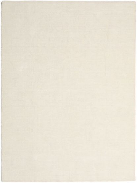 Kelim Loom - Valkea Matto 0X0 Moderni Käsinkudottu Beige/Tummanbeige (Villa, Intia)