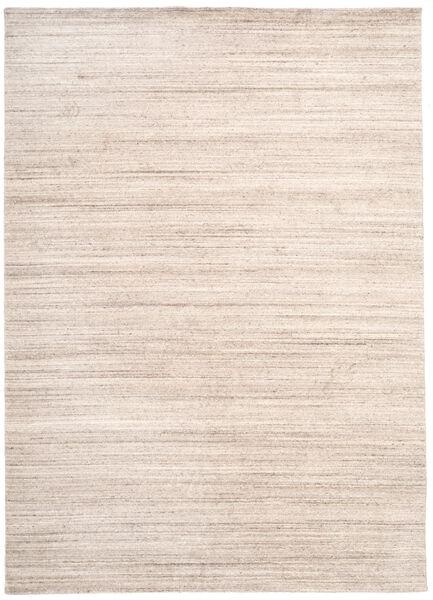Mazic - Sand Matto 240X340 Moderni Valkoinen/Creme/Vaaleanharmaa (Villa, Intia)