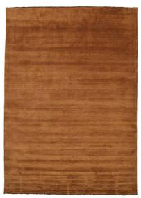 Handloom Fringes - Ruskea Matto 250X350 Moderni Ruskea Isot (Villa, Intia)