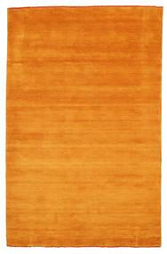 Handloom Fringes - Oranssi Matto 180X275 Moderni Ruoste/Oranssi (Villa, Intia)