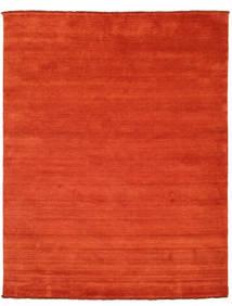 Handloom Fringes - Ruoste/Punainen Matto 200X250 Moderni Ruoste/Oranssi (Villa, Intia)