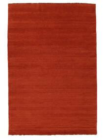 Handloom Fringes - Ruoste/Punainen Matto 160X230 Moderni Ruoste/Oranssi (Villa, Intia)