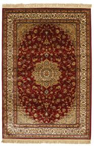 Nahal - Ruoste Matto 160X230 Moderni Tummanruskea/Ruskea/Vaaleanruskea ( Turkki)