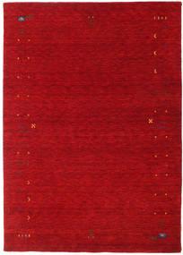 Gabbeh Loom Frame - Punainen Matto 0X0 Moderni Punainen/Tummanpunainen (Villa, Intia)