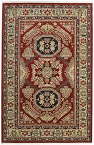 Kazak Mirvan Matto 200X300 Itämainen Tummanpunainen/Vaaleanruskea ( Turkki)