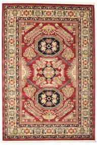 Kazak Mirvan Matto 160X230 Itämainen Tummanpunainen/Ruoste ( Turkki)