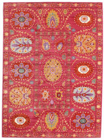 Orion - Roosa Matto 160X230 Moderni Punainen/Ruoste ( Turkki)