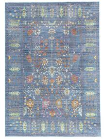 Celeste - Sininen Matto 140X200 Moderni Vaaleansininen/Vaaleanharmaa ( Turkki)