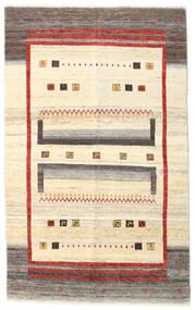 Gabbeh Kashkooli Matto 115X186 Moderni Käsinsolmittu Beige/Tummanbeige (Villa, Persia/Iran)