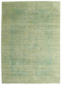 Maharani - Vihreä Matto 160X230 Moderni Vaaleanvihreä/Oliivinvihreä ( Turkki)