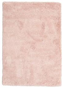 Shaggy Sadeh - Roosa Matto 120X170 Moderni Vaaleanpunainen/Beige ( Turkki)