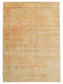Maharani - Oranssi Matto 200X300 Moderni Vaaleanruskea/Keltainen ( Turkki)