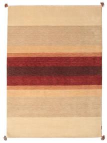 Loribaf Loom Matto 173X241 Moderni Käsinsolmittu Tummanbeige/Vaaleanruskea/Tummanpunainen (Villa, Intia)