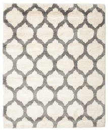 Berber Shaggy Illusia - Valkea/Harmaa Matto 200X250 Moderni Beige/Vaaleanharmaa ( Turkki)