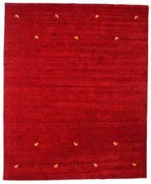 Gabbeh Loom Two Lines - Punainen Matto 240X290 Moderni Punainen (Villa, Intia)