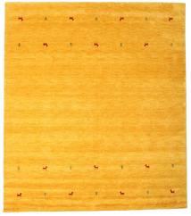Gabbeh Loom Two Lines - Keltainen Matto 0X0 Moderni Keltainen/Oranssi (Villa, Intia)