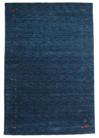 Gabbeh Loom Frame - Tummansininen Matto 190X290 Moderni Tummansininen (Villa, Intia)