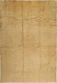 Kerman Matto 275X388 Itämainen Käsinsolmittu Tummanbeige/Beige/Vaaleanruskea Isot (Villa, Persia/Iran)