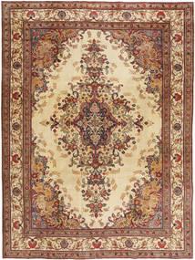 Colored Vintage Matto 248X335 Moderni Käsinsolmittu Ruskea/Vaaleanruskea (Villa, Persia/Iran)