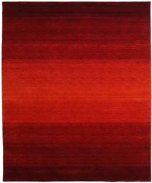 Gabbeh Rainbow - Punainen Matto 240X300 Moderni Tummanpunainen/Ruoste (Villa, Intia)
