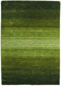 Gabbeh Rainbow - Vihreä Matto 0X0 Moderni Tummanvihreä/Oliivinvihreä (Villa, Intia)