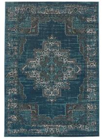 Vintage Vega - Petrol/Turquoise Matto 160X230 Moderni Tummansininen/Sininen ( Turkki)