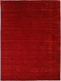 Loribaf Loom Delta - Punainen Matto 290X390 Moderni Tummanpunainen/Ruoste Isot (Villa, Intia)