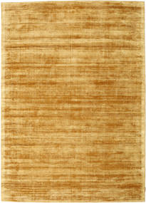 Tribeca - Kulta Matto 210X290 Moderni Vaaleanruskea/Keltainen ( Intia)
