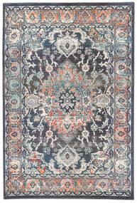 Elnath Matto 160X230 Moderni Tummanharmaa/Vaaleanharmaa ( Turkki)