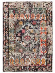 Cassiopeia - Vintage Matto 160X230 Moderni Vaaleanharmaa/Musta ( Turkki)