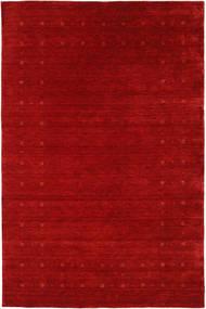 Loribaf Loom Delta - Punainen Matto 190X290 Moderni Ruoste/Tummanpunainen (Villa, Intia)