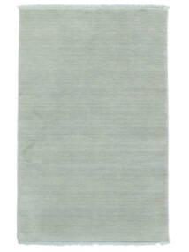 Handloom Fringes - Ice Blue Matto 160X230 Moderni Vaaleansininen (Villa, Intia)