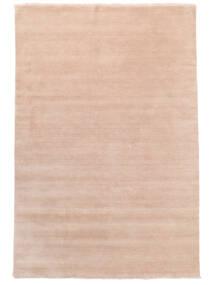 Handloom Fringes - Soft Rose Matto 200X300 Moderni Vaaleanpunainen/Beige (Villa, Intia)